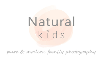 Natural Kids Photography New York | NYC Family, Maternity, Baby, Infant, Child and Newborn Photographer logo